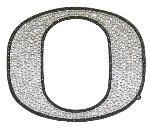 Oregon Ducks Auto Emblem - Rhinestone Bling