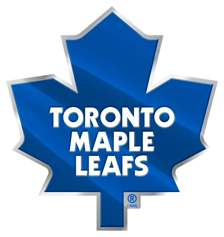 Toronto Maple Leafs Color Auto Emblem