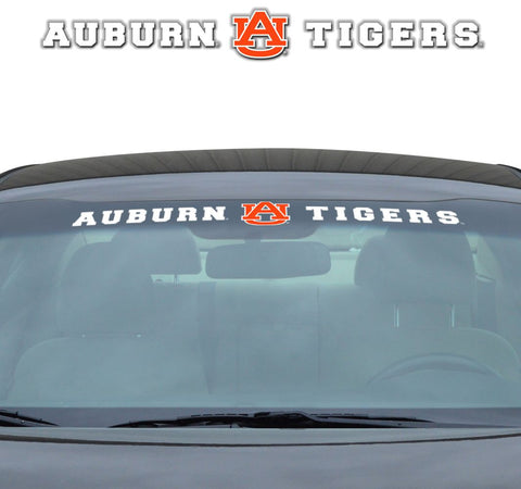 Auburn Tigers Windshield Decal 35x4""