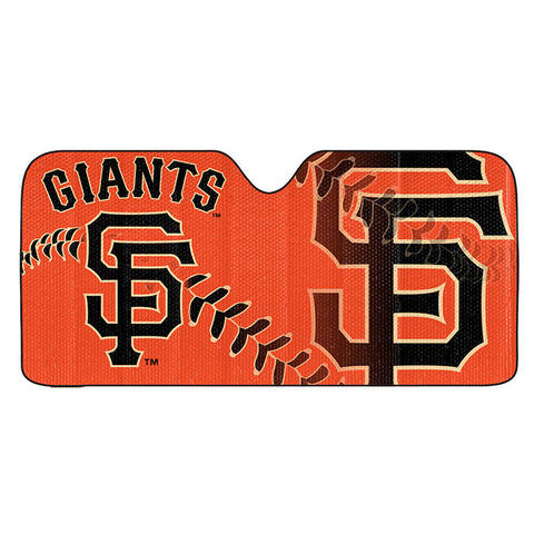 San Francisco Giants Auto Sun Shade 59x27""