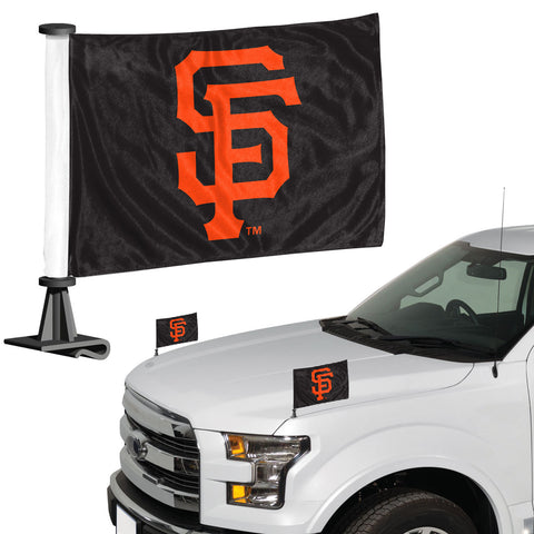 San Francisco Giants Ambassador Style 2 Piece Flag Set