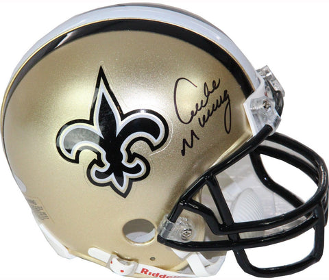 Archie Manning Saints Replica Mini Helmet