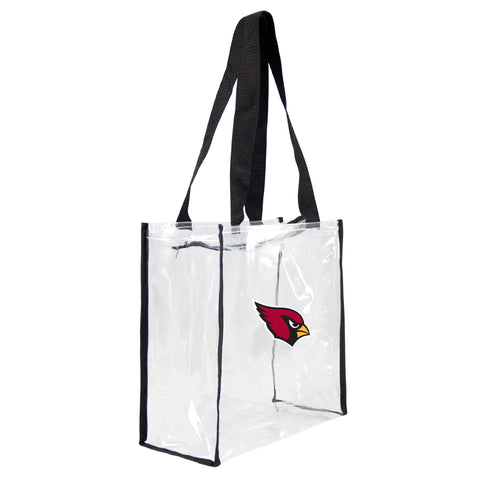 Arizona Cardinals Clear Stadium Tote
