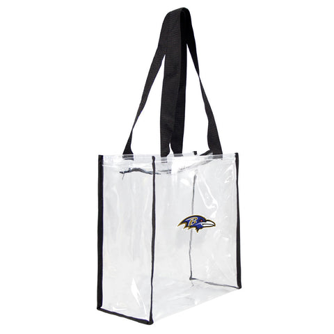 Baltimore Ravens Clear Stadium Tote