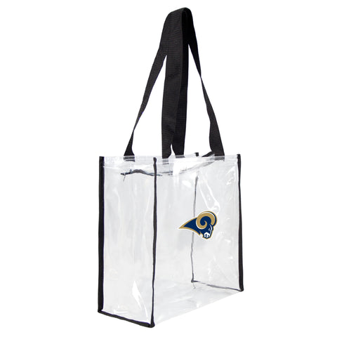 Los Angeles Rams Clear Stadium Tote