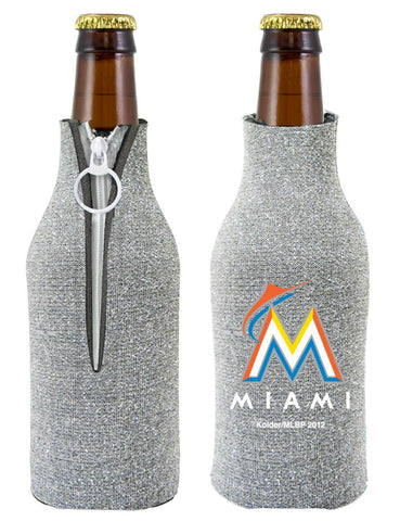 Miami Marlins Bottle Suit Holder - Glitter