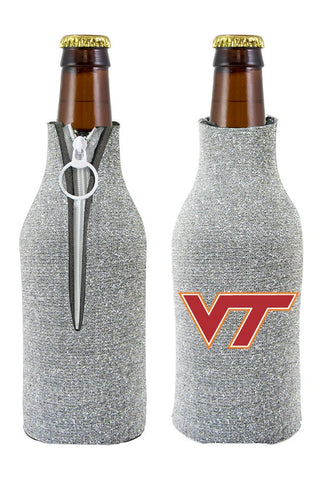 Virginia Tech Hokies Bottle Suit Holder - Glitter