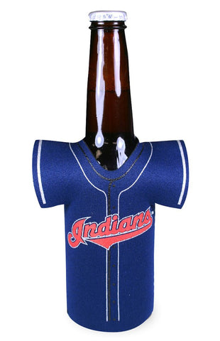 Cleveland Indians Bottle Jersey Holder