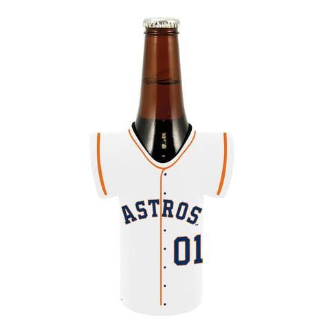 Houston Astros Bottle Jersey Holder