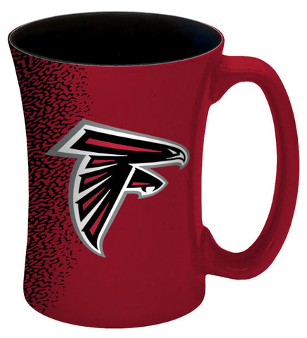 Atlanta Falcons Mocha Coffee Mug 14oz