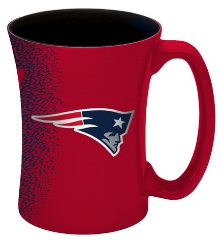 New England Patriots Mocha Coffee Mug 14oz
