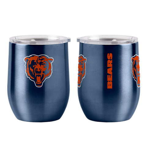 Chicago Bears 16oz Ultra Curved Travel Tumbler