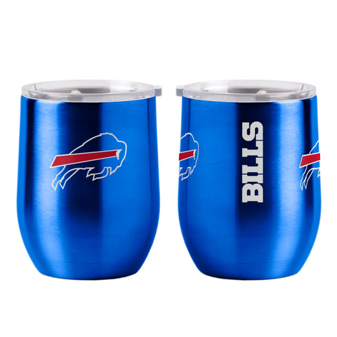Buffalo Bills 16oz Ultra Curved Travel Tumbler