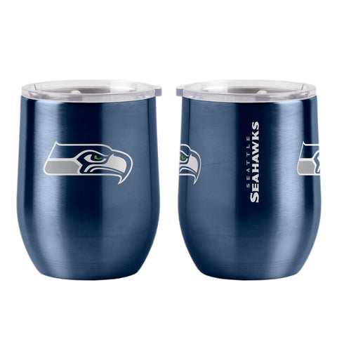 Seattle Seahawks 16oz Ultra Curved Travel Tumbler