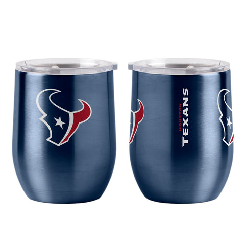 Houston Texans 16oz Ultra Curved Travel Tumbler