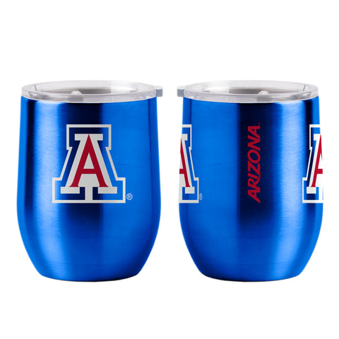 Arizona Wildcats 16oz Ultra Curved Travel Tumbler