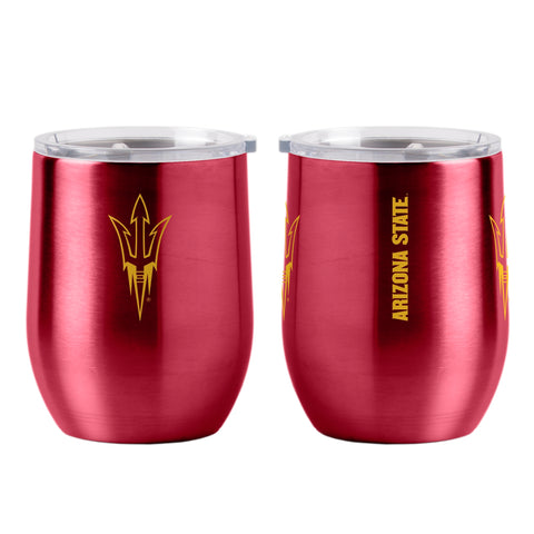 Arizona State Sun Devils 16oz Ultra Curved Travel Tumbler