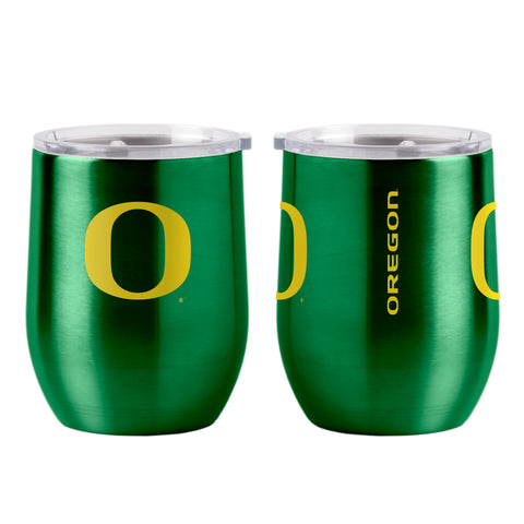 Oregon Ducks 16oz Ultra Curved Travel Tumbler