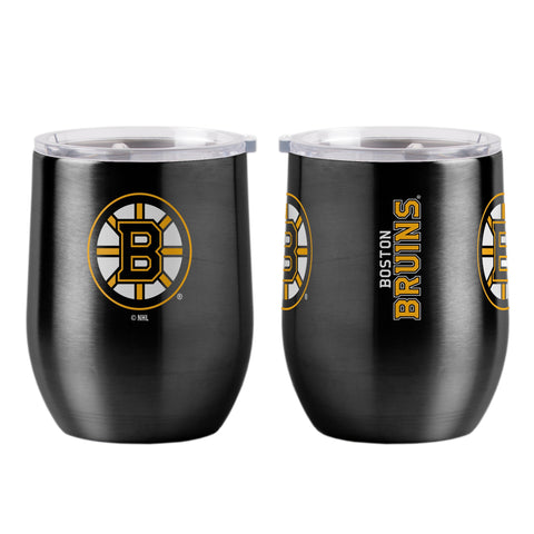 Boston Bruins 16oz Ultra Curved Travel Tumbler