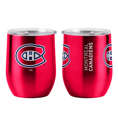 Montreal Canadiens 16oz Ultra Curved Travel Tumbler