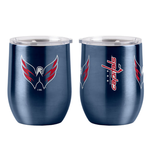 Washington Capitals 16oz Ultra Curved Travel Tumbler