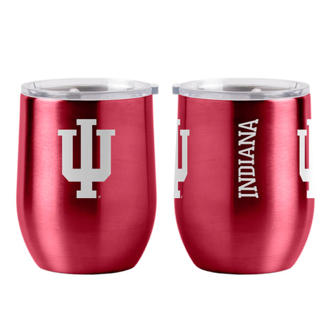 Indiana Hoosiers 16oz Ultra Curved Travel Tumbler