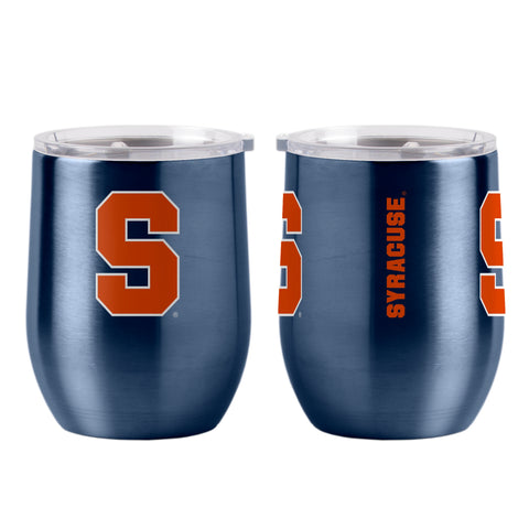 Syracuse Orange 16oz Ultra Curved Travel Tumbler