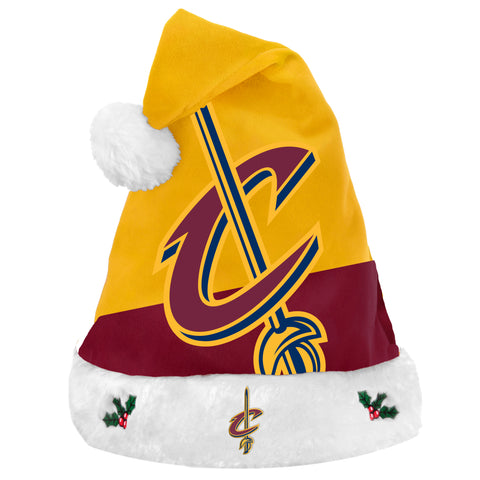 Cleveland Cavaliers 2018 Santa Hat