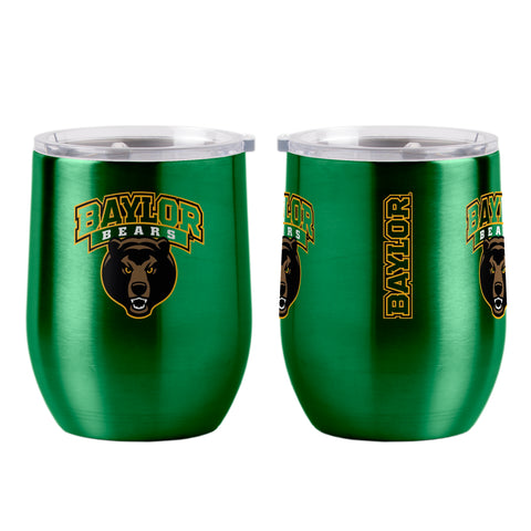 Baylor Bears 16oz Ultra Curved Travel Tumbler