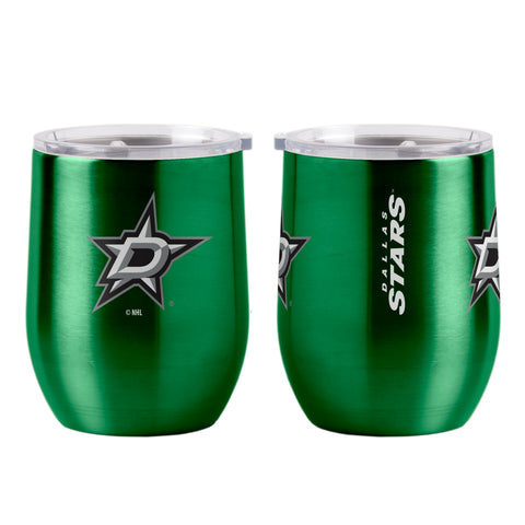 Dallas Stars 16oz Ultra Curved Travel Tumbler