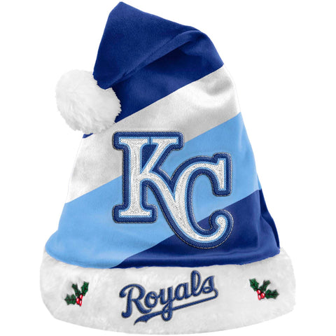 Kansas City Royals 2019 Santa Hat