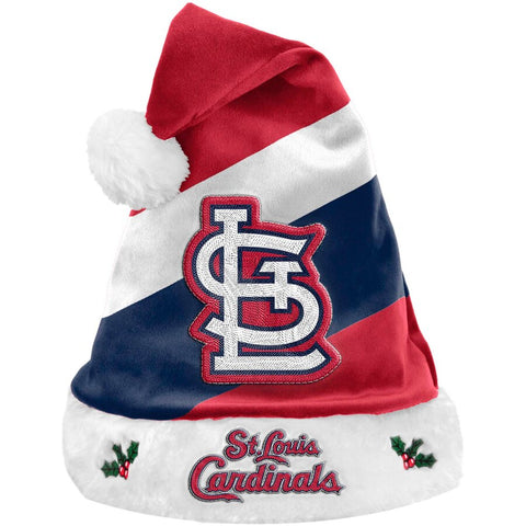 St. Louis Cardinals 2019 Santa Hat