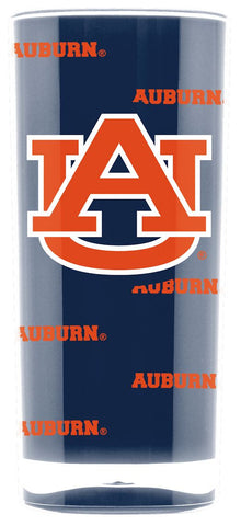 Auburn Tigers Tumbler - Square Insulated (16oz)