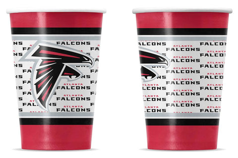 Atlanta Falcons Disposable Cups Set