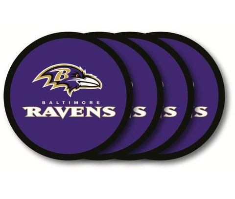 Baltimore Ravens Coaster Set