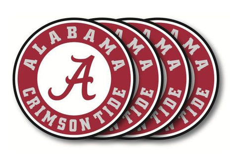 Alabama Crimson Tide Coaster Set