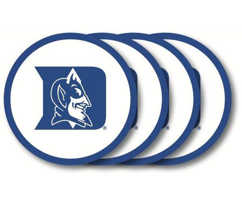 Duke Blue Devils Coaster Set