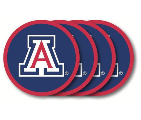 Arizona Wildcats Coaster Set