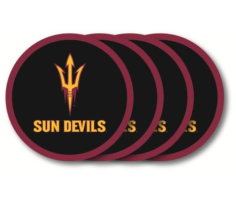 Arizona State Sun Devils Coaster Set