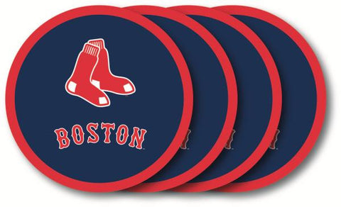 Boston Red Sox Coaster Set