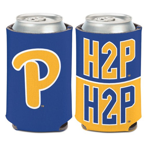 Pittsburgh Panthers Can Cooler Slogan Design