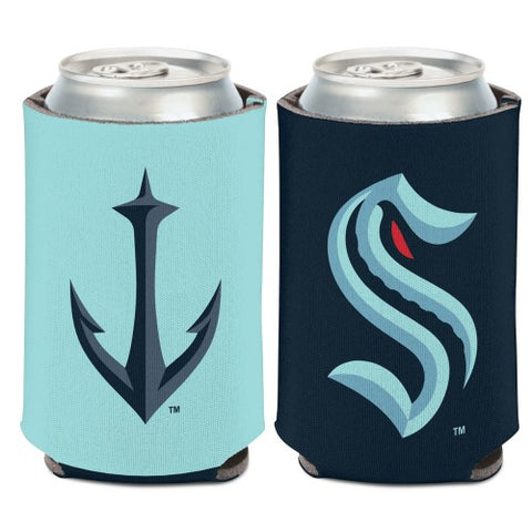 Seattle Kraken Can Cooler