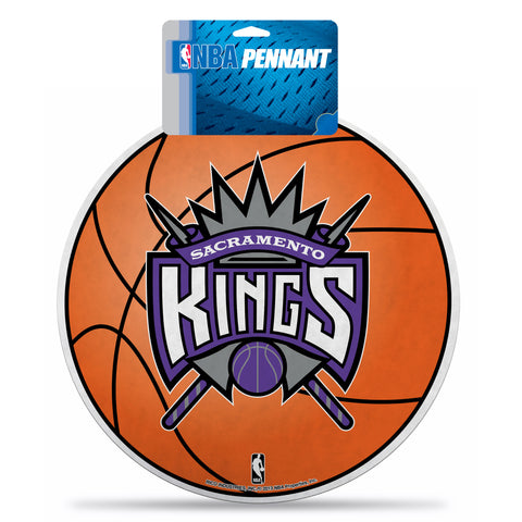 Sacramento Kings Die-Cut Pennant