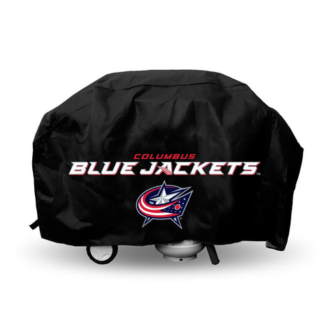Columbus Blue Jackets Grill Cover Economy