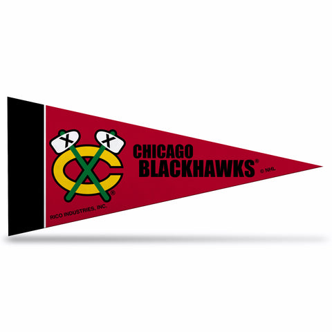 Chicago Blackhawks Mini Pennants - 8 Piece Set