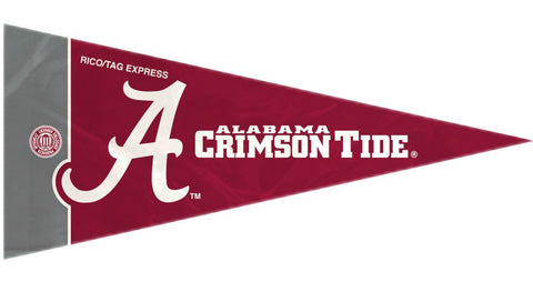 Alabama Crimson Tide Mini Pennants - 8 Piece Set