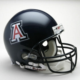 Arizona Wildcats Riddell Deluxe Replica Helmet