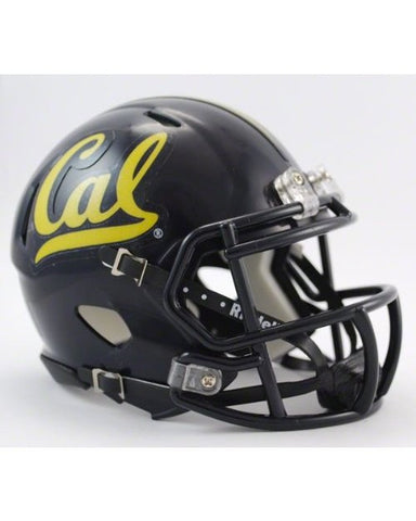 Cal Golden Bears Speed Mini Helmet