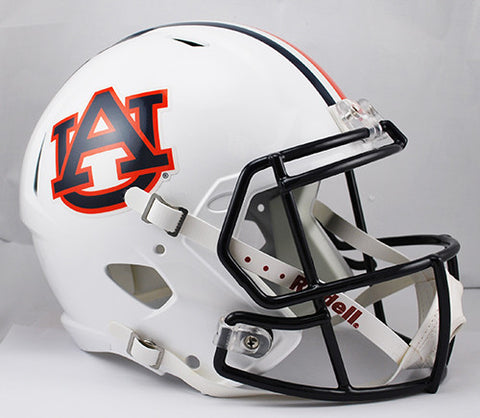 Auburn Tigers Deluxe Replica Speed Helmet