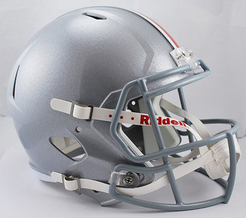 Ohio State Buckeyes Deluxe Replica Speed Helmet